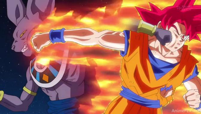 Dragonball Super, Episodio 13: ¡Gokú, Supera al Super Saiyajin Dios!