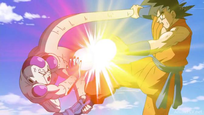 DragonBall Super, Episodio 24: ¡Colisión! ¡Freezer vs Son Gokú! ¡Este es el resultado de mi entr