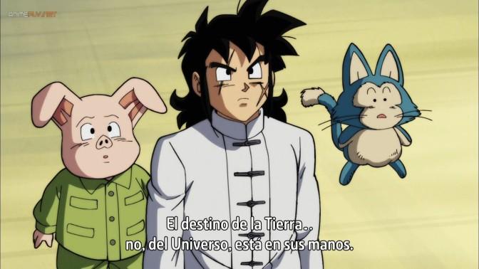 Dragonball Super, episodio 96: ¡Legó el momento! ¡El Destino de los Universos se decide en el Reino de la Nada!
