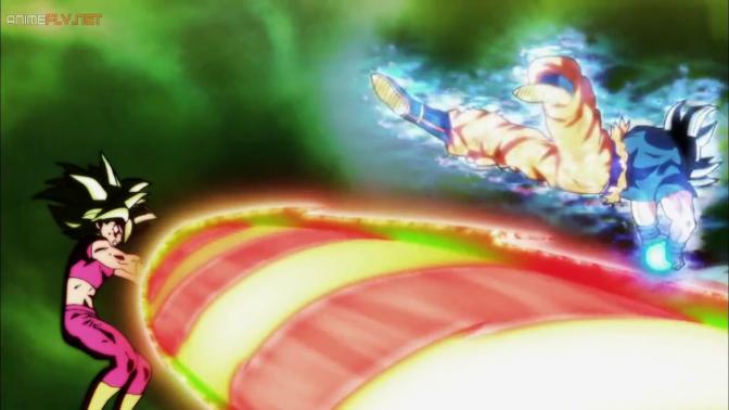 Dragonball Super, episodio 116: ¡Señal de un cambio de tornas! ¡Explosión de la doctrina egoísta!